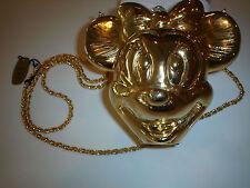 Disney Ltd Edition 1993 Kathrine Baumann Minnie Mouse Sculpted Handbag (RARE!)
