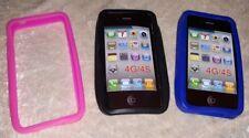 Funda para móvil iPhone 4 4s protección SMARTPHONE Cubierta de Marco