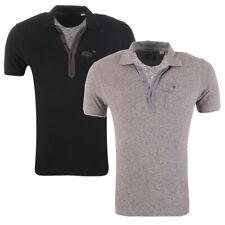 Diesel Camisa Polo t-admiral Camiseta Polo Polo S M L XL 2xl 2 colores NUEVO
