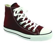 Original Converse Maroon HI Chuck Taylor All Star M9613