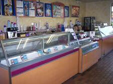 Complete Baskin-Robbins Ice Cream Store Equipment Pkg.