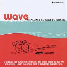 FREE US SHIP. on ANY 2+ CDs! ~LikeNew CD Various Artists: Wave: As Pratas E Os O