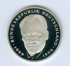 BRD  2 DM Willy Brandt  PP  (Wählen Sie unter: 1994 - 2001 und ADFGJ)