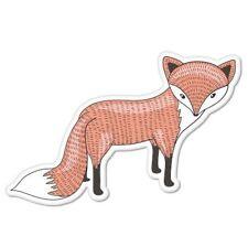 Fox Cute Vinyl Sticker - SELECT SIZE