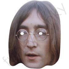John Lennon i beatles Celebrità Maschera di carta-tutte le nostre Maschere sono pre-tagliati!
