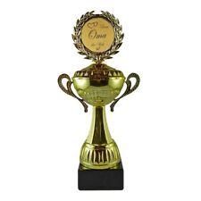 Geschenk-Pokal mit verschiedenen Gravuren (Beste Mama, Oma, Ehefrau usw.) HE