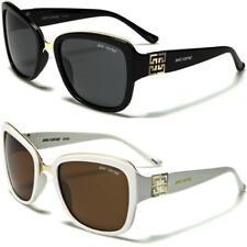 Nuevas gafas de sol Negras Polarizadas Para Mujer señoras Abrigo Retro Vintage Gran Diseñador