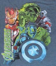 MARVEL T-Shirt Avengers Age of Ultron Black Widow Hawk Eye Quicksilver Hulk Thor
