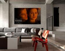 3D Movie Titanic Wall Stickers Vinyl Mural Wall Print Decal Deco Art AJ STORE AU