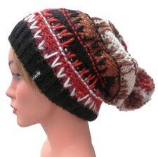 Cappello da donna Berretto lavorato a maglia palloncino invernale lana caldo