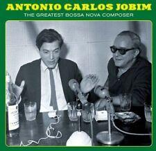 Desafinado: The Greatest Bossa Nova Composer by Antônio Carlos Jobim (CD,...