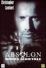 Absolon - Virus mortale (Christopher Lambert Kelly Brock) NUOVO NEW SEALED