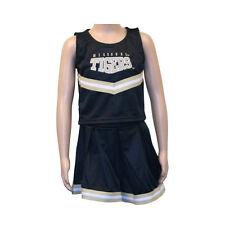 Missouri Mizzou Tigers Infant Baby Toddler Kids Cheerleading Outfit Uniform