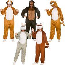 Adult Deluxe Animal Costumes Zoo Jungle Safari Fancy Dress