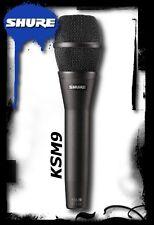 Shure KSM9  KSM 9 CG Vocal Mic Charcoal Grey NEW! Free 2nd Day Air Ship!
