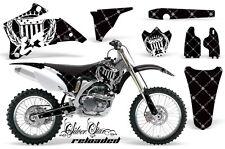 AMR RACING OFF ROAD MOTORCROSS GRAPHIC DECAL KIT YAMAHA YZ 250/450 F 06-09 RWBGK