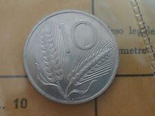 10 LIRE SPIGA  DAL 1968 AL 2001 -FDC