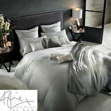 NEW SPRING/SUMMER 2019 Kylie Minogue Designer Bedding MESSINA Quartz / Silver