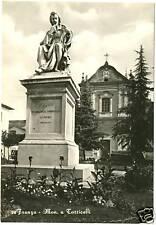 FAENZA - MONUMENTO A TORRICELLI (RAVENNA)