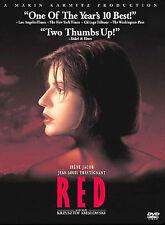 Red, Irčne Jacob, DVD