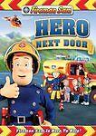 Fireman Sam - Hero Next Door (DVD, 2009) BRAND NEW