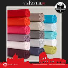VIA ROMA, 60. Lenzuolo sotto con angoli elastici | Fitted sheet