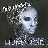 Humanoid [Deluxe Version] by Tokio Hotel (CD, Oct-2009, 2 Discs, Cherry Tree)