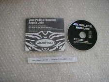 CD Ethno Jose Padilla - Who Do You Love (2 Song) Promo MANIFESTO +presskit