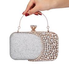 Women's Purse Wallets Evening Handbags Floral Pattern Bags Sequins Beaded Clutch