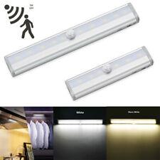 LED PIR Motion Sensor Closet Light Desk Drawer Lamp Under Cabinet Night Light RC