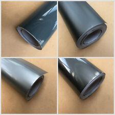 GREY Gloss, Matte Vinyl Wrap Sheet Car Wrap 'Air Bubble Free' Car wrapping UK
