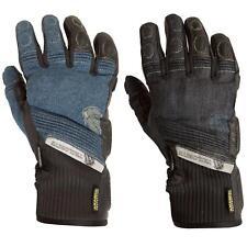 Trilobite Parado Handschuhe Damen Leder Motorrad Touchscreen Kompatibel Denim