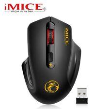 Souris sans fil iMice 4 boutons 2000DPI Mause 2.4G souris optique USB