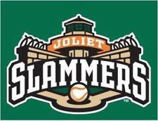 Joliet Slammers Frontier League Baseball Mens Embroidered Polo XS-6XL, LT-4XLT