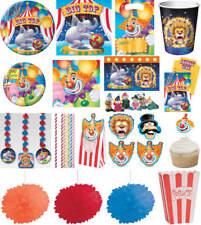 Kindergeburtstag Geburtstag Party Fete Feier Motto Zirkus