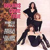 Lou Ann Barton /Marcia Ball/ Angela Strehli (CD,..Dreams Come True by