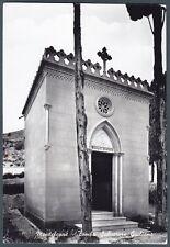 PALERMO MONTELEPRE 01 Tomba di SALVATORE GIULIANO Cartolina FOTOGRAFICA