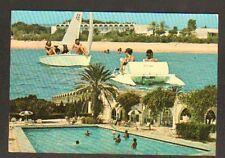 NABEUL (TUNISIE) PEDALO , REGATE & PISCINE à l'HOTEL RIADH