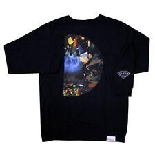 Diamond Supply Co Half Diamond Sweatshirt Black