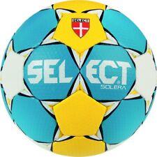 Select Solera handball Bleu Jaune Blanc Balle d'entraînement