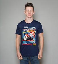 Neuf Officiel Honda John McGuinness Legend T-Shirt