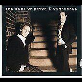 FREE US SHIP. on ANY 3+ CDs! ~Used,Good CD Simon & Garfunkel: The Best of Simon