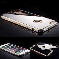 ALUMINIO Luxus BUMPER PARA IPHONE 5 6S Plus SE funda carcasa protectora