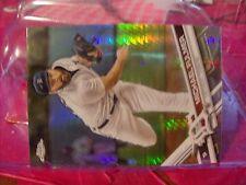2017 Topps Chrome X-Fractor Baseball Card Singles #1 to #300  YOU PICK