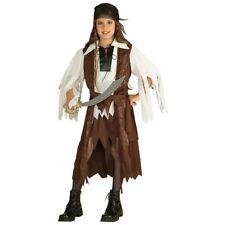 Carribean Pirate Queen Deckhand Cutie Costume Halloween Fancy Dress