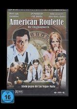 DVD AMERICAN ROULETTE - PETER FALK + JIM MORRISON *NEU*