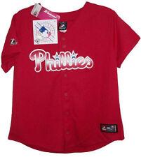 PHILADELPHIA PHILLIES MLB Majestic Jersey Womens L XL