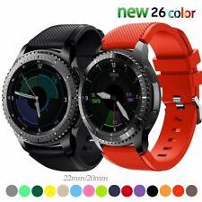 Samsung Watch Gear S3  Huawei GT2 Amazfit Strap Band Bracelet 46mm 42mm Silicone