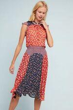 NEW Anthropologie Prairie Skirt by Meadow Rue Size 2 (Orig. $118)