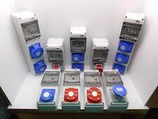 RCD proteger IP44 impermeable al aire libre del zócalo 16, 32 Amp 240, 440 V Workshop